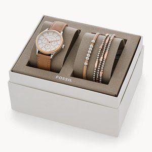 COPY - 🌼 NWT Fossil watch + bracelets gift set